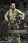 DID - WWII US 2nd Ranger Battalion Series 1 - Private Caparzo 1/6 Scale Figure