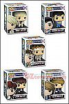 Funko - POP! Duran Duran Vinyl Figures - Set of 5