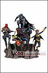 DC Collectibles - Bat Family Multi Part Statue - Set of 5