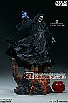 Sideshow Collectibles - Darth Sidious Mythos Statue (300707)