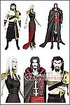 Diamond Select Toys - Castlevania Select Series 2 - Set of 3