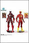McFarlane - DC Multiverse Red Death and The Flash 2-Pack