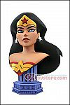 Diamond Select Toys - Wonder Woman (Justice League Animated) 1/2 Scale Bust