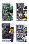 Hasbro - Power Rangers Lightning Collection Wave 9 - Set of 4