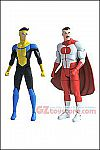Diamond Select Toys - Invincible Series 1 Action Figures - Set of 2