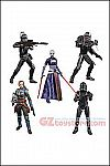 Hasbro - Star Wars Black Series 2021 Wave 1 6-Inch Action Figures - Set of 5