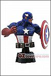Diamond Select Toys - Marvel Comic Captain America Bust