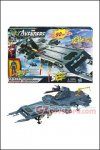 Hasbro - The Avengers S.H.I.E.L.D. Helicarrier Playset