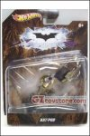 Hot Wheels - Batman 2012 1:50 Scale Series 3 The Dark Knight Bat-Pod