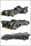 Hot Wheels - Elite Cult Classics 1:43 Scale - Batman 1989 Batmobile