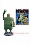 Eaglemoss - Marvel Chess Fig Collector Magazines #96: Living Brain White Pawn