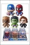 Hasbro - Marvel Mighty Muggs Wave 1 - Set of 5