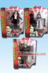 Diamond Select Toys - Munsters Select Set Of 3