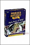 University Games - Murder Mystery Party - Pasta, Passion & Pistols