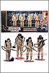 McFarlane - Stranger Things Ghostbusters 4-Pack (Gamestop Exclusive)