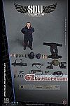 Soldier Story - Hong Kong Special Duty Unit Assault Team 1/12 Scale Action Figure