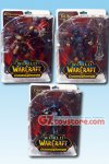 DC Unlimited - World Of Warcraft Series 8 Set Of 3